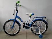 Новый детский велосипед/Россия/Фабричный Китай/Подарок/Скидка/Акция/