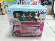 Машинка для кукол ЛОЛ/кукла лол/LOL Surprise/Luxury Camper car/Машина