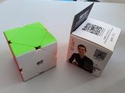 Профессиональный кубик рубика скьюб/Skewb/Отличный подарок/Качество